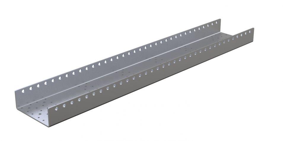 Roller Fixture middel - 200 mm