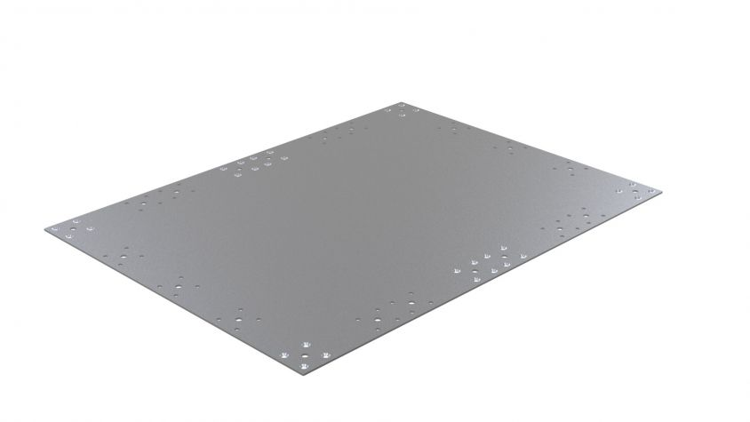 Top Plate - 840 x 630 mm