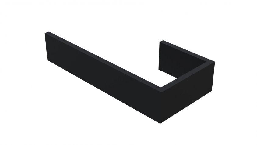 EPDM 35 mm Wide Strip - 280 mm
