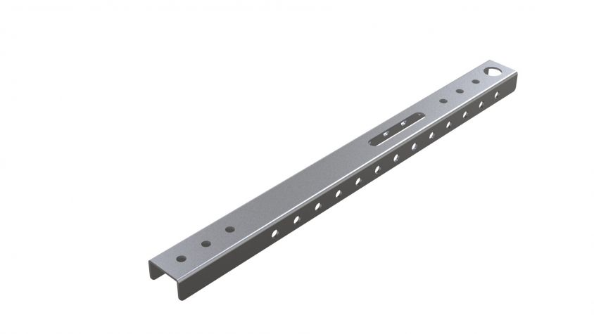 Modular Towbar - 605 mm