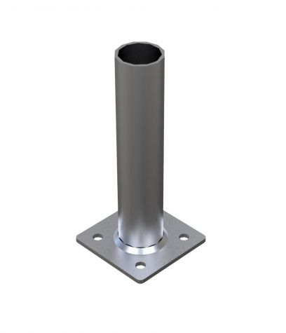 Outer Tube (One Plate) - 140 mm
