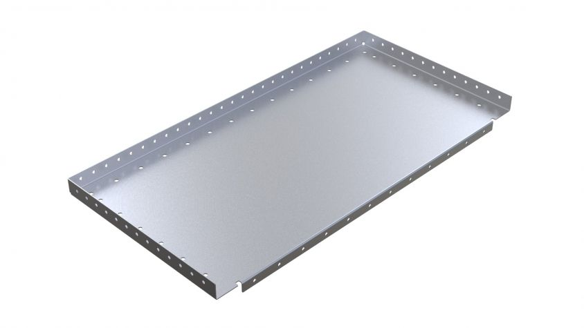 Flat Shelf - 980 x 490 mm
