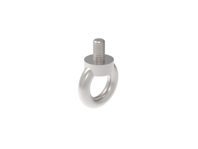 M10 Lifting Eye Bolt – 17 mm   FlexQube