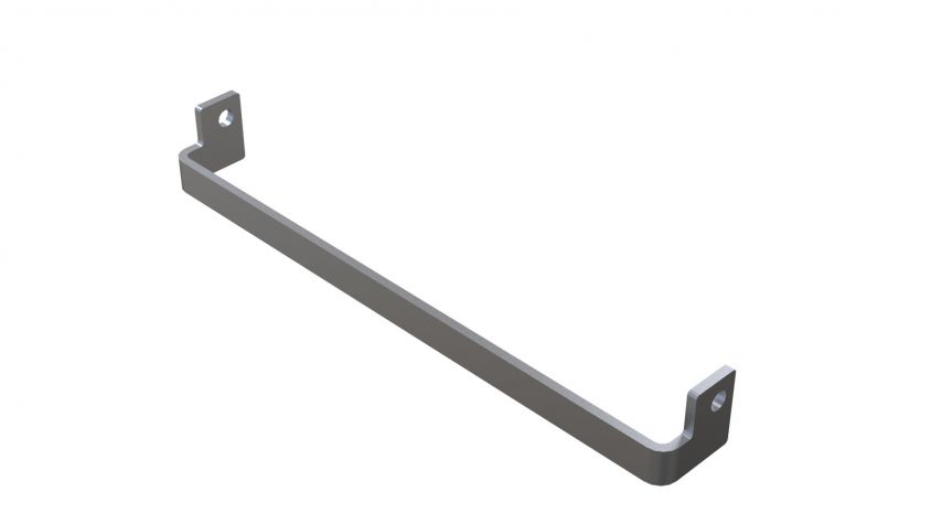 Order Picker Hook Attachment Plate