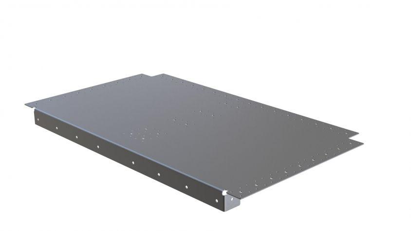 Half Top Plate - 1260 x 700 mm