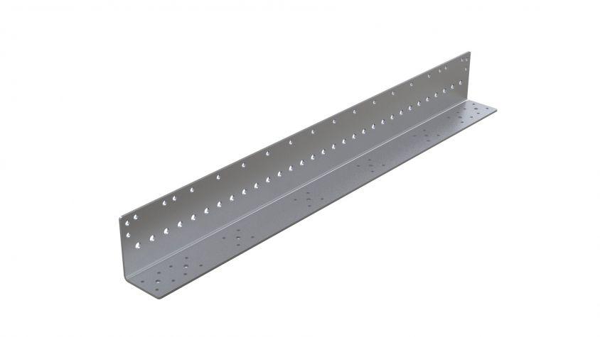 Steel Roller Fixture Side - 1120 mm