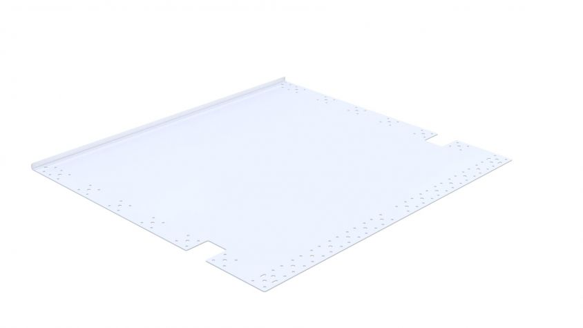 Top Plate - 1085 x 967 mm