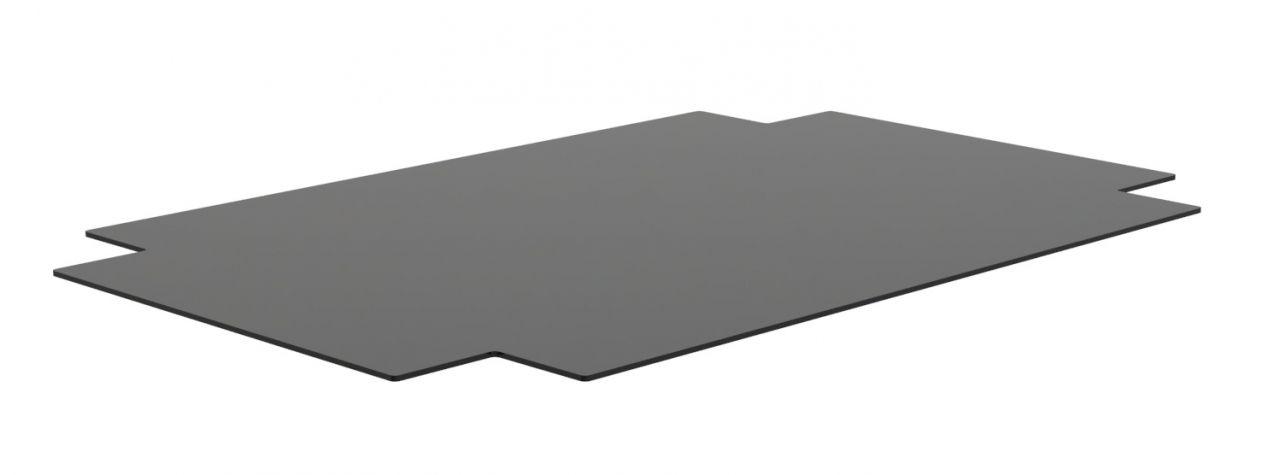 Rubber cartpet - 622 x 412 mm