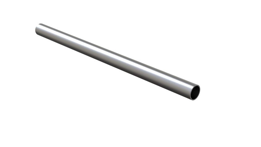 Outer Tube (No Plate) - 484 mm