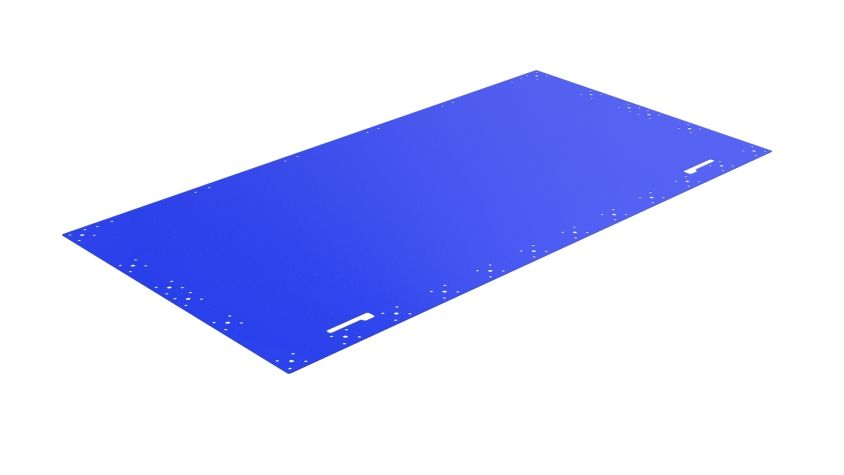 Top Plate for Mother - 1610 x 840 mm