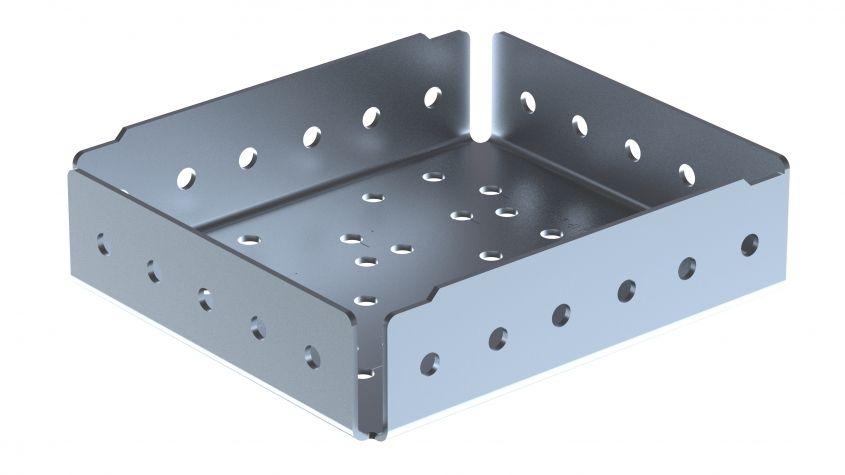 Wheel Attachment Box