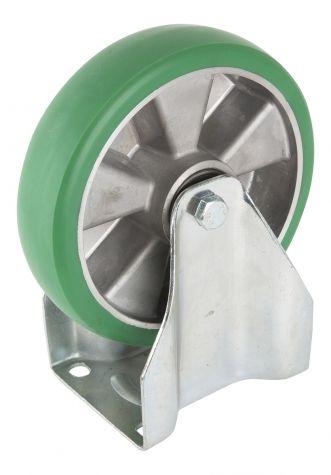 Caster Polyurethane – 200 mm Fixed