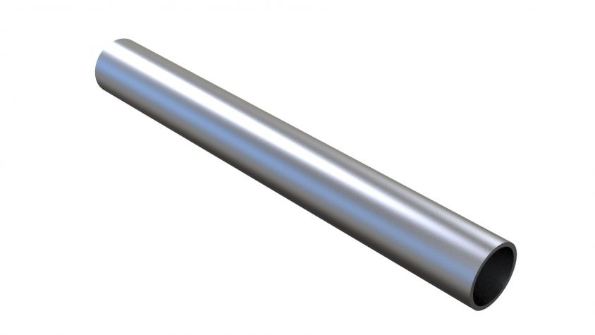 Outer Tube (No Plate) - 242 mm