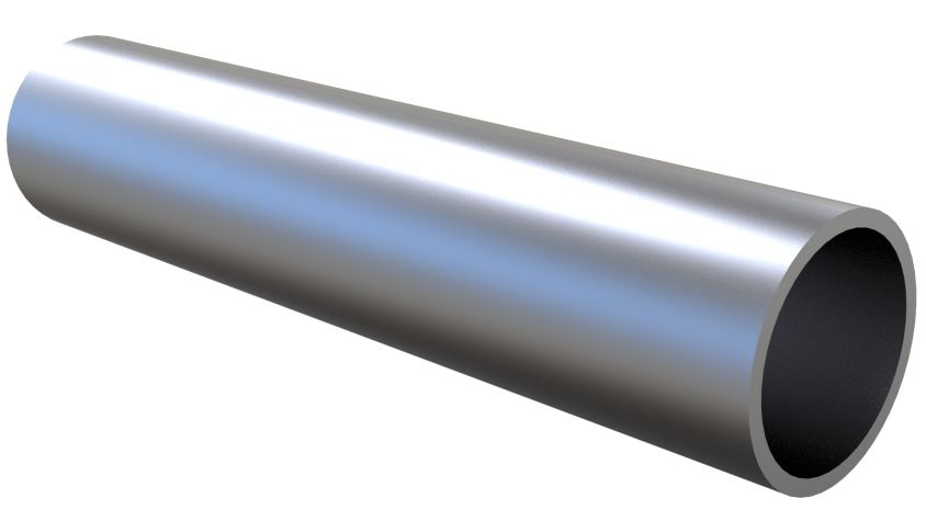 Outer Tube (No Plate) - 134 mm