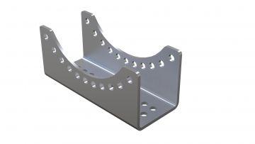Cylinder Roller Attachment - 215 x 90 mm