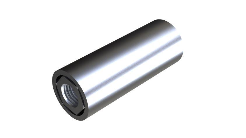 Flextube Inner 64 mm (No Plate) - Locking nut