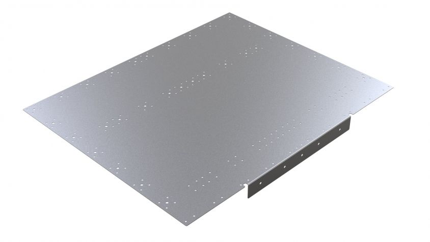 Top Plate - 1260 x 1015 mm