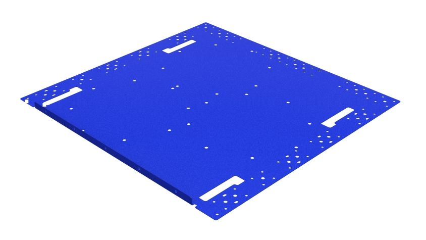 Top Plate - 840 x 805 mm