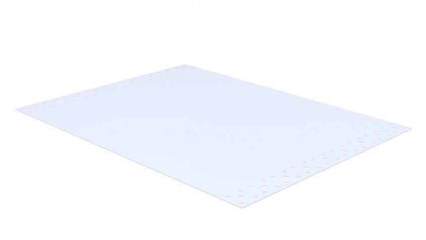 Side Panel - 630 x 840 mm