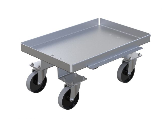 Small Box Cart 24 x 15 Inch