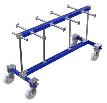 Cart for hanging 1680 x 700 mm