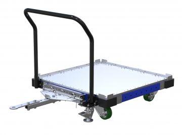 Flat Deck Cart 36 x 36 inch