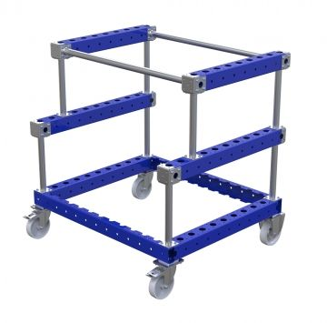 Kit-Cart for Batteries