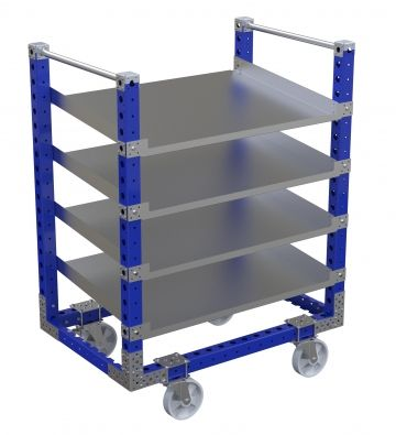 Flow Shelf Cart 1260 x 840 mm