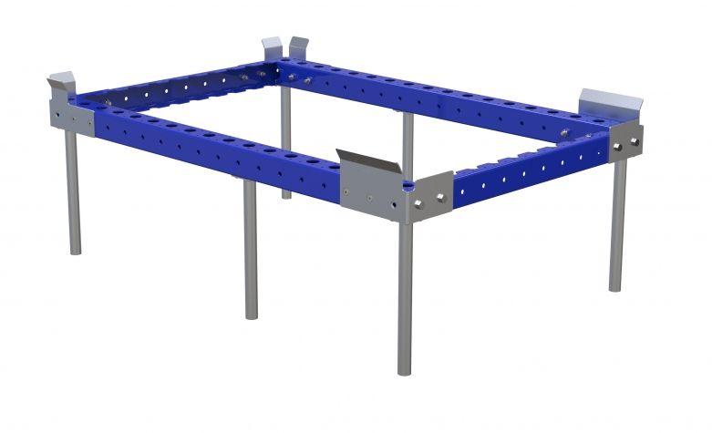 Sub Frame for EUR-Pallet Carts 1260 x 840 mm