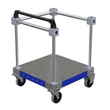 Cylinder Cart - 630 x 630 mm