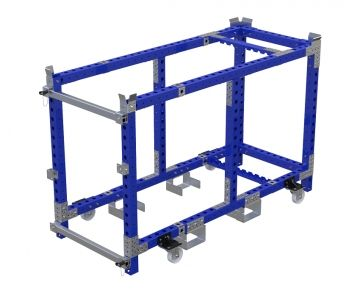 Stackable Mother Cart - 2030 x 840 mm