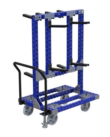 Sawhorse Hanger Cart - 840 x 1120 mm