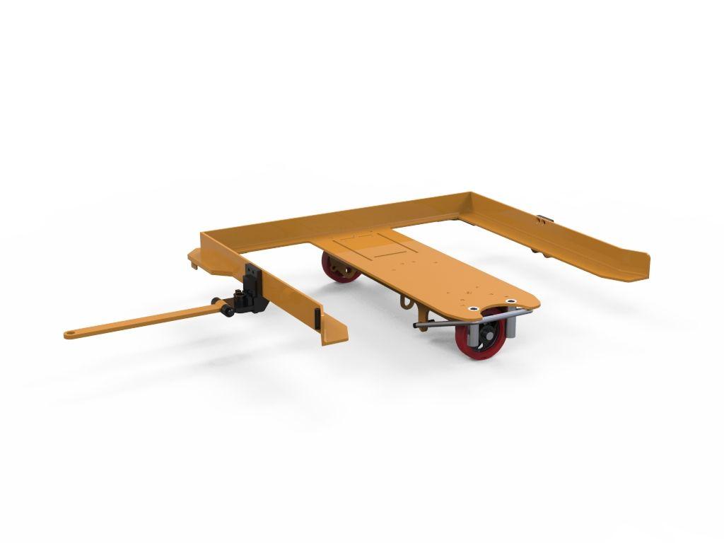 LiftRunner® E-Frame EUR Size