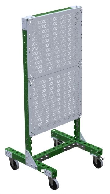 Shadow Board Cart Half - 770 x 1260 mm