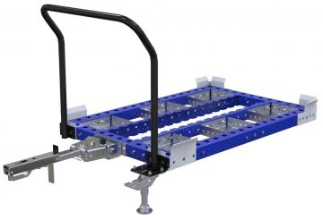 Pallet Cart For Cylinder - 840 x 1260 mm