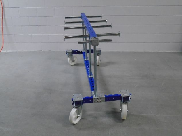 Cart for hanging