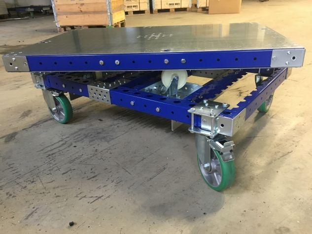 Rotating Cart - 1260 x 840 mm