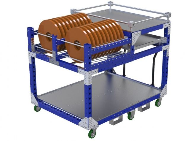 Kit Cart - 1750 x 1260 mm