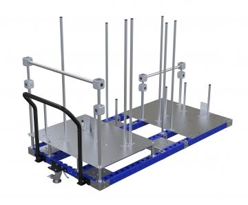Kit-cart for Plastic panels - 83 x 41 inch