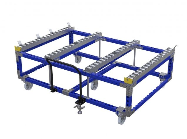 Base Cart for Container 1610 x 2450 mm