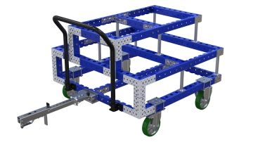 Kit Cart For Crankshaft - 1190 x 1190 mm