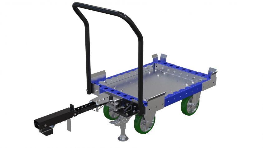 Pallet Tugger Cart 630 x 840 mm