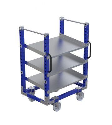 Flow Shelf Cart (770 x 1190 mm)