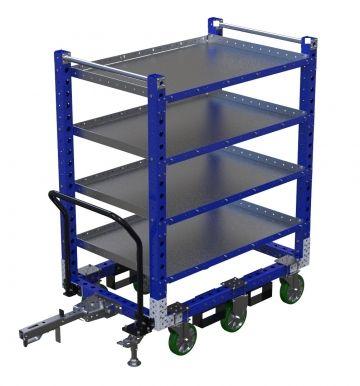 Flat Shelf Cart - 840 x 1330 mm