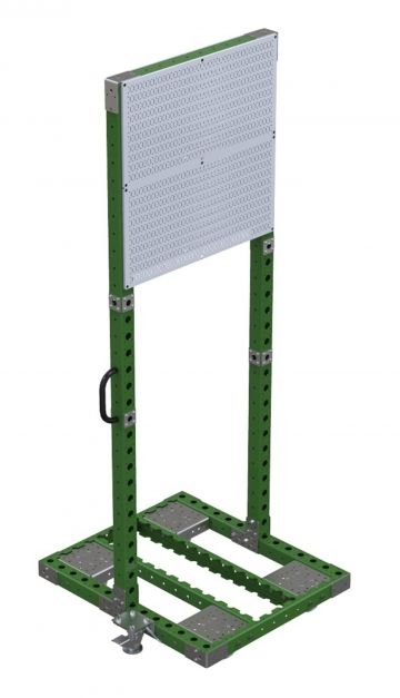 Shadow Board Cart - 980 x 840 mm
