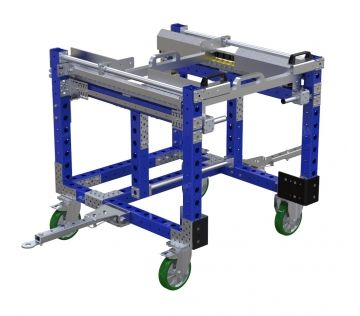 Transfer Kit Cart