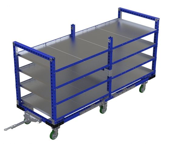 Flat Shelf Cart 3290 x 1190 mm