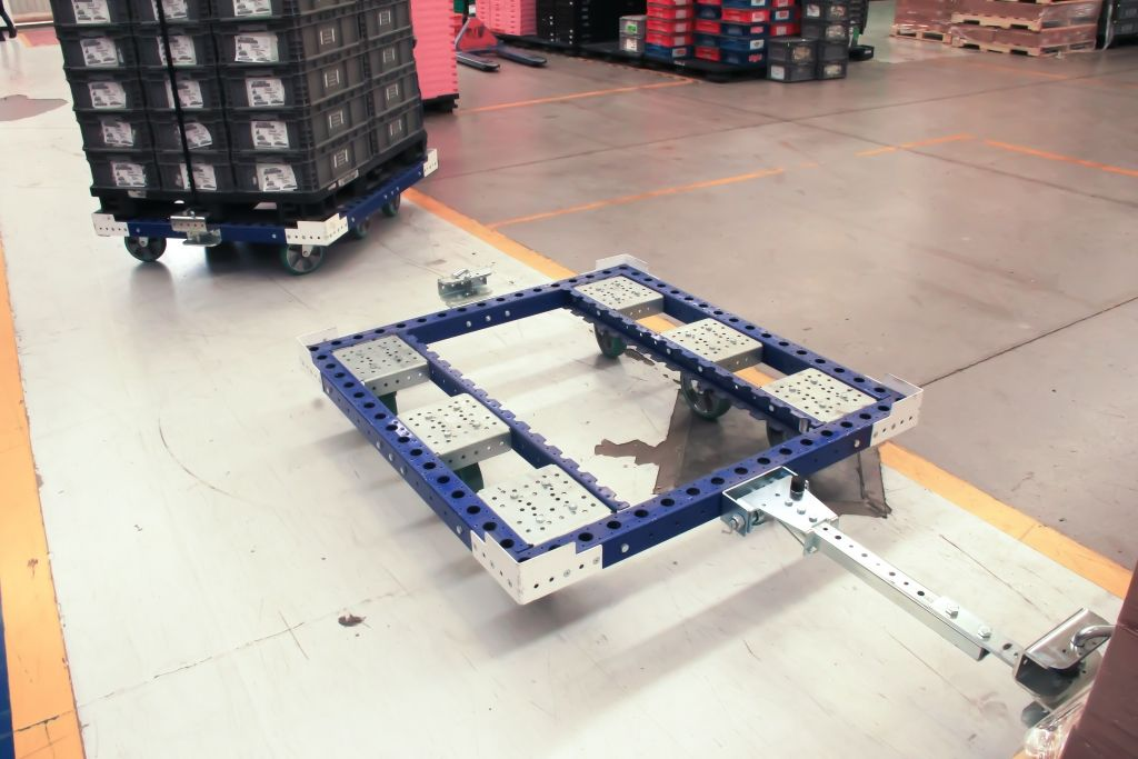 All You Need to Know About Starting Out with Pallet Trolleys
