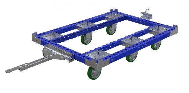 Tugger Cart - 1610 x 1190 mm