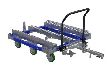 Pallet Transfer Cart - 50 x 50 inch